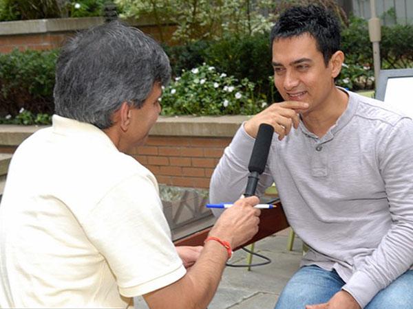 Amir Khan's Interview